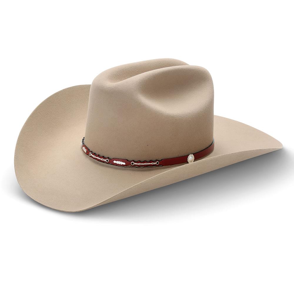 Genuine Stetson Boss Of The Plains Hat - Hammacher Schlemmer bc6cba869c9