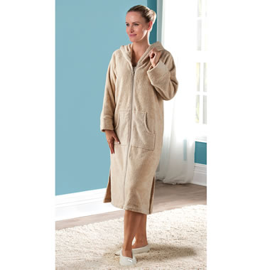 The Genuine Turkish Cotton Hooded Hamam Lounger