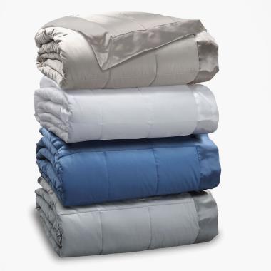 The Temperature Regulating Blanket