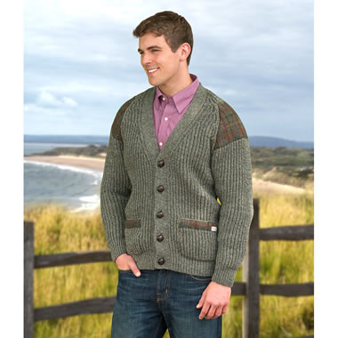 The Harris Tweed Welsh Wool Sweater