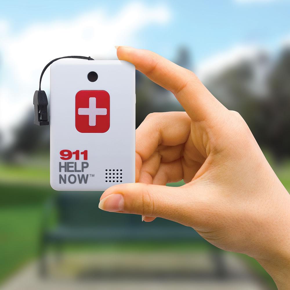 The 911 Instant Speakerphone Hammacher Schlemmer