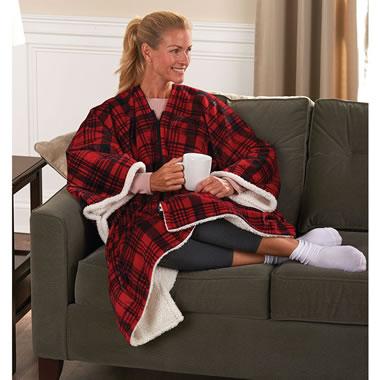 The Wearable Blanket