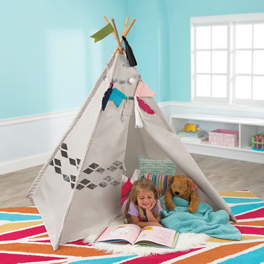Design Your Own Teepee