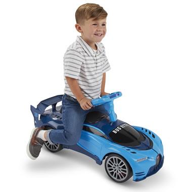 The Bugatti Racer