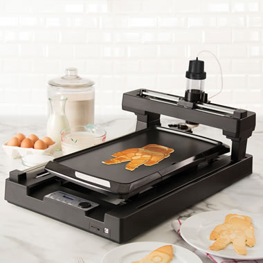 The 3D Pancake Printer