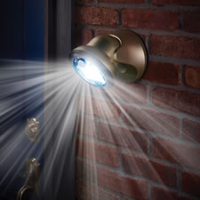 The Brightest Cordless Motion Activated Light