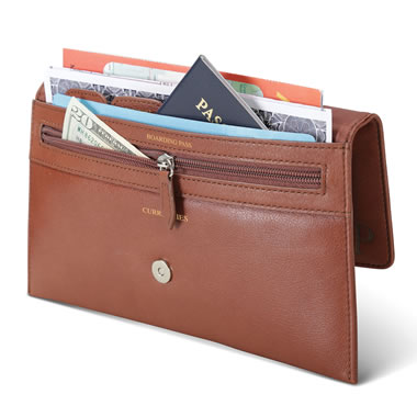 The Organized Traveler's Wallet