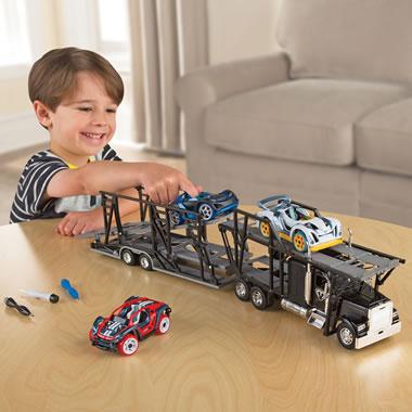 Award Winning Transporter Set