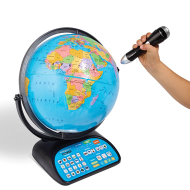 Childrens Interactive Teaching Globe