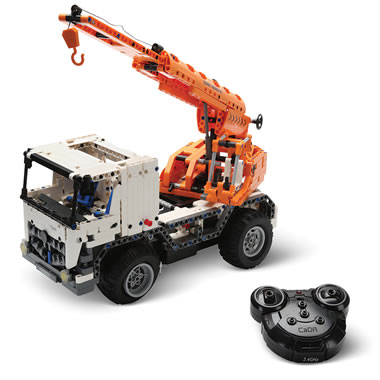 Build Your Own Rc Utility Truck