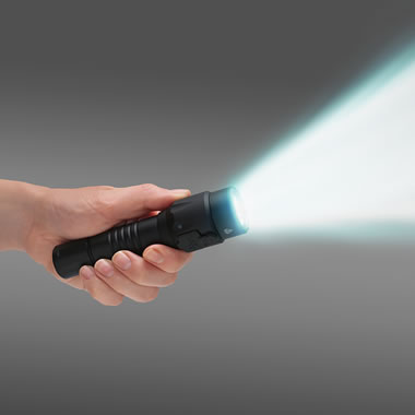 Rechargable 1000 Lumen Pocket Flashlight
