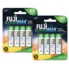 8 Pack AA Battery