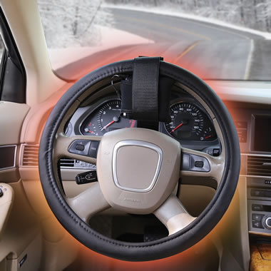 Warmest Heated Steering Wheel Cover