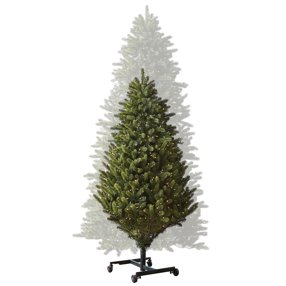 the remote controlled height adjustable christmas tree - Remote Control Christmas Tree
