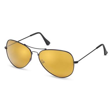 The Clarity Enhancing Aviator Sunglasses
