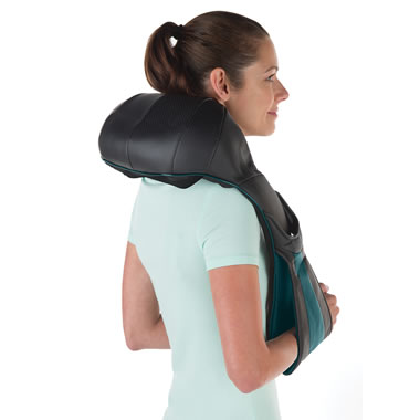 The Cordless Neck And Shoulder Massager