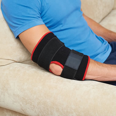 The Heated LED Knee/Elbow Pain Reliever