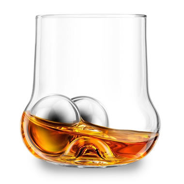 The Iceless Chilling Whiskey Glass