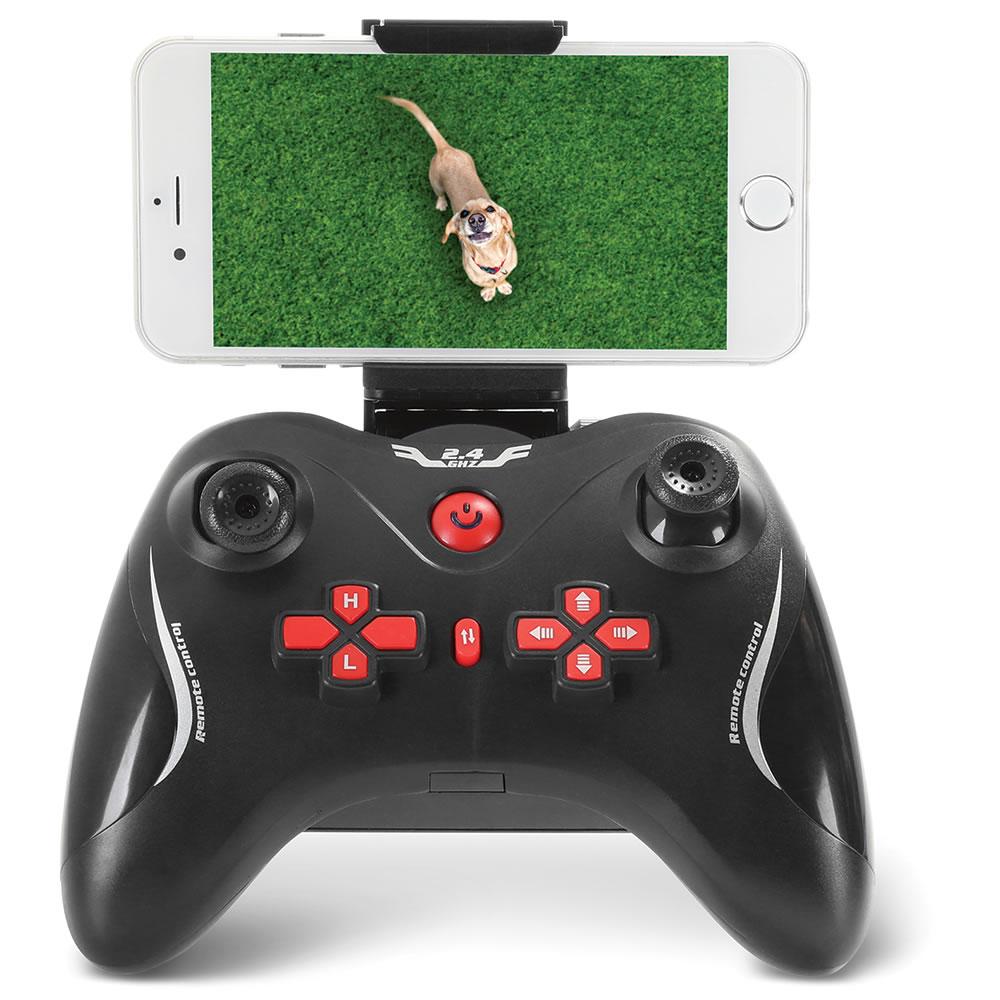 The Build Your Own Video Drone - Hammacher Schlemmer