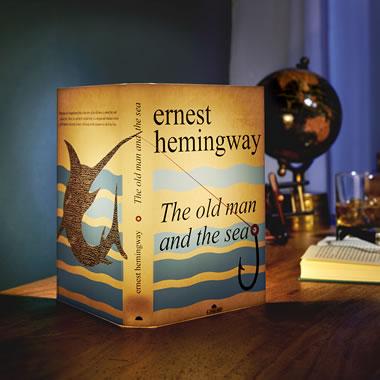 The Classic Book Lamp