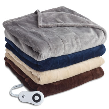 The Best Heated Throw