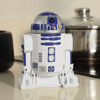 The R2-D2 Kitchen Timer