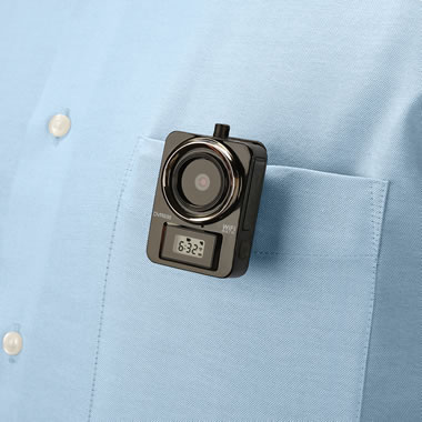 The Wearable Micro HD Camcorder