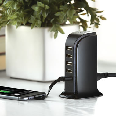 Traveler's 5 Device Power Tower
