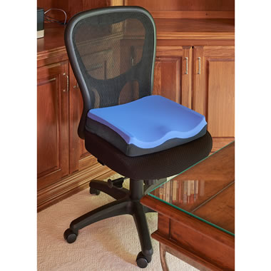 The Posture Improving Seat Cushion