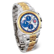 The Chicago Cubs Commemorative World Series Watch