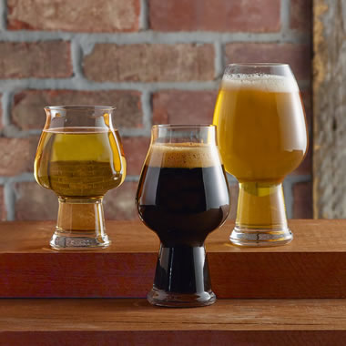 The Flavor Enhancing Craft Beer Glasses