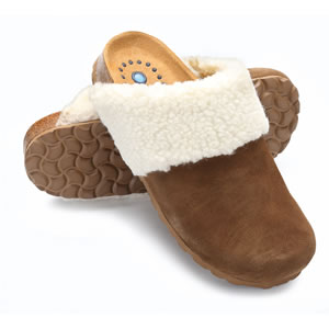 The Reflexology Scuff Slippers