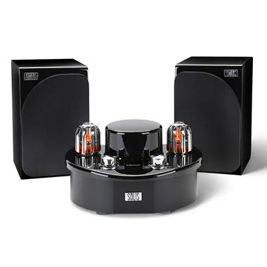 Bluetooth Vacuum Tube Stereo