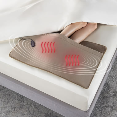 The Massaging Foot Of The Bed Warmer