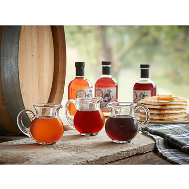 The Oak Barrel Aged Maple Syrup