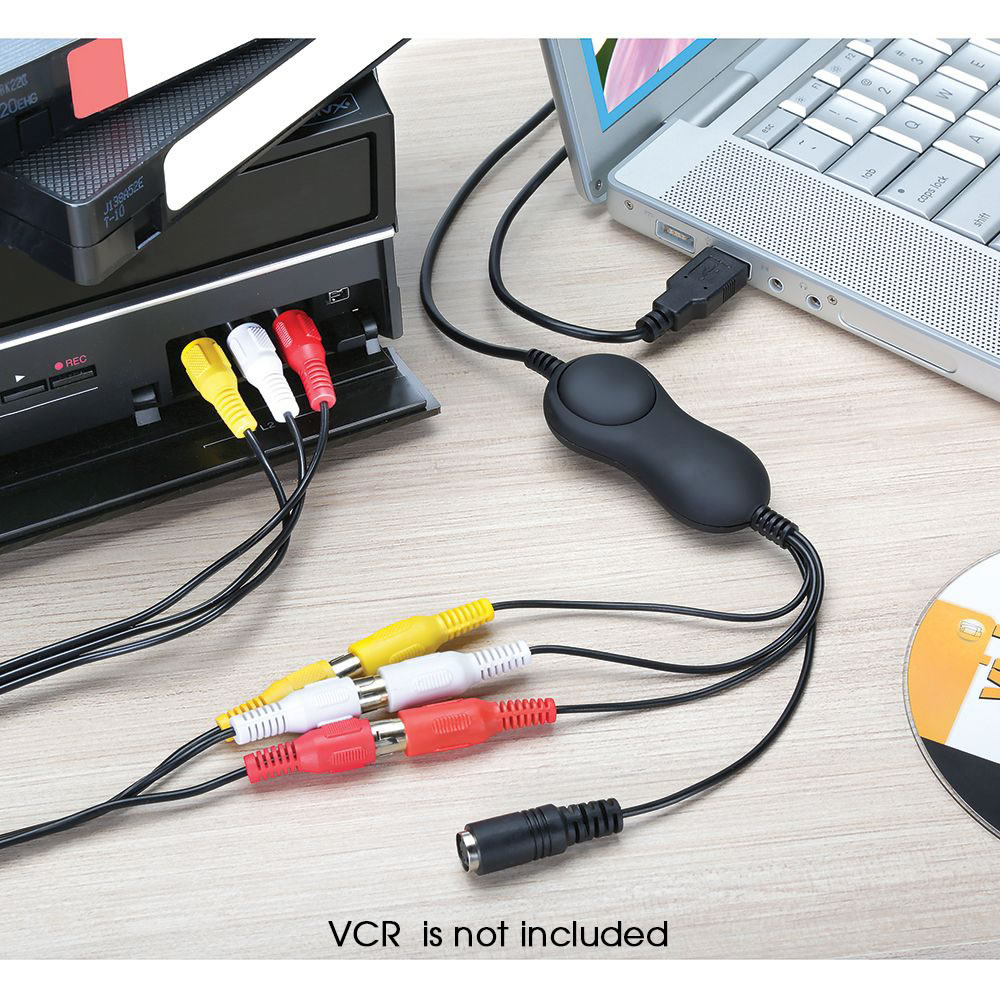 VHS To Digital Video Converter