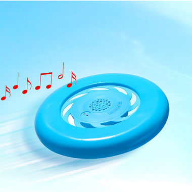 The Musical Flying Disc