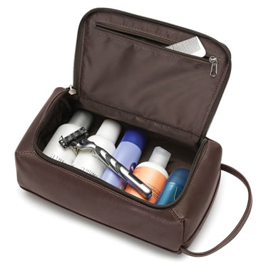 The Wide Mouth Toiletry Carry-On