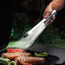 The Lighted Grilling Tools