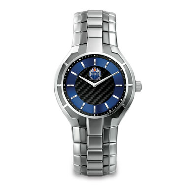 The Edmonton Oilers Black Ice Watch