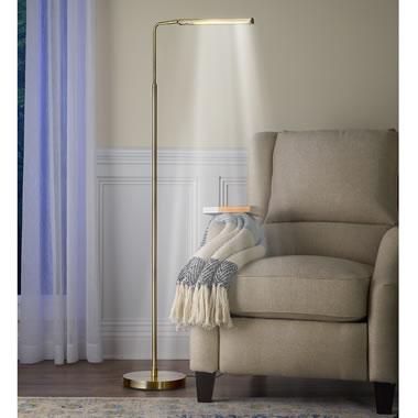 The Easy Swivel Gallery Floor Lamp