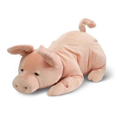 Animated Sleepy Pig
