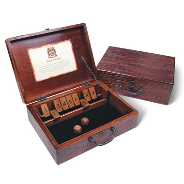 The Classic Shut The Box Game