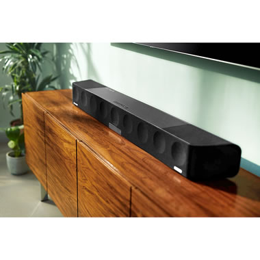 The Sennheiser 3D Cinema Sound Bar