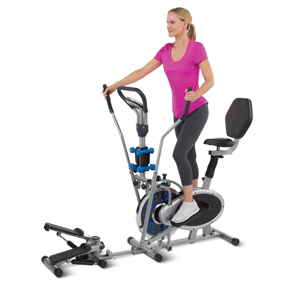 One machine gym all in one home gym hammacher schlemmer