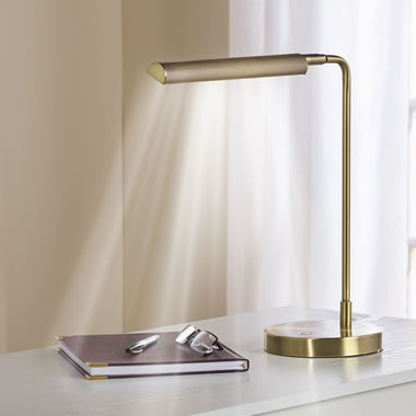 The Easy Swivel Gallery Table Lamp