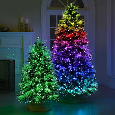 The 7' Light Show Tree