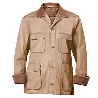 John Wayne's Canvas Rancher Jacket