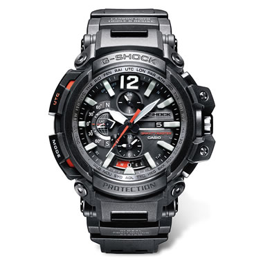 Only Gps Atomic Watch 2.0 Black