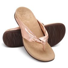 The Lady's Plantar Fasciitis Knotted Strap Sandal